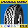 Double Road 385/65r22.5 Tires, Longmarch Trailer Truck Tyres