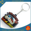 Customized Factory Price 3D Rubber PVC Key Ring for Promotion Gift with High Quality