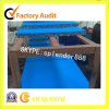 Blue EPDM Safety and Colorful Playground Rubber Flooring Tiles