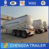 50ton 40cbm Bulk Feed Trailer Cement Bulker Tanker Trailer