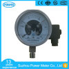 100mm Bottom Full Stainless Steel Electric Contact Pressure Gauge