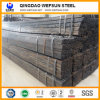 10X10mm-600X600mm Mild Carbon Black Steel Pipe