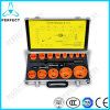 16PCS Bi-Metal Hole Saw Sets in Aluminum Case