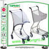 Smart Steel Made Airport Shopping Trolley