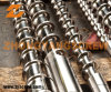 Bimetallic Conical Twin Screw and Barrel for WPC