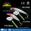 4.5X38mm Fishing Light, Glow Sticks Tip Float Night Fishing