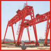 Single Girder Gantry Crane with Hook for Road Construction