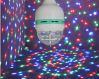 2014 Mini Disco Light, 3W RGB Rotating LED Bulb, Flying Saucer Stage Light (HL-LY399)