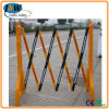 Plastic Road Safety Barricade, Temporary Expandable Plastic Traffic Barrier