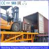 Mobile Work Platform and Zinc Plated Surface Handling Work Platform