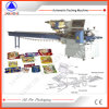 High Speed Bread Cake Biscuit Automatic Packing Machine