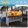 Tall Guillotine Shearing Machine with CNC Control