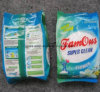 350g High Performance Clothes Detergent Powder OEM Washing Powder