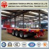 Flatbed 40FT Container Transport Trailer