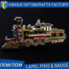 Custom Metal Lapel Pin - Trucks, Tractors, Train & Bus Pins & Emblems