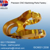 OEM Bicycle Gold Plating Precision Aluminum CNC Machining Parts