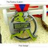 High Quality Marathon Metal Medals Customized