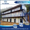 Fast Assembly Modular Steel Prefab House for Worker Houses