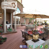 Widely Konwn Chinese WPC Solid Decking 140*23mm