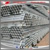 Hot DIP Galvanized ERW Steel Pipes for Fence Posts