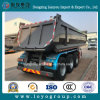 Cimc 3 Axles Fuwa Axle Dump Trailer