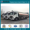 Carbon Steel Body Sinotruk HOWO T5g Oil Tank Truck