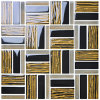 2017 New Colorful Mosaic Marble Tile for Wall