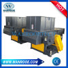 Plastic Car Parts Shredder with Low Noise