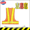 CE Durable Polyester Warning Reflective Clothes for Construction Work