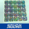 2D 3D Blue Color Security Holographic Laser Anti Fake Label Sticker