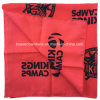 China Factory Produce Customized Logo Printed 22*22 Inch Cotton Headwear Bandana