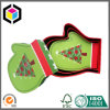 Colorful Gloves Shape Cardboard Christmas Paper Gift Box