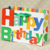 Factory Price Birthday Gift Paper Bag