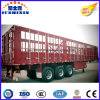 Enclosed Stake Cargo Trailer with Twist Locks and Side Walls