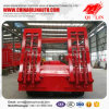 Factory Wholesale Low Bed Semi Trailer with 4 Layers Painting