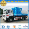 Sinotruk 6X4 Arm Roll off Garbage Truck with Conjoint Compress Box