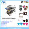 T-Shirt Clamshell Heat Press Transfer Machine for Sale