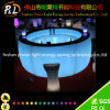 Event&Party Lounge Furniture Plastic Glowing Round LED Bar