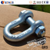 Ce Standard Carbon Steel Drop Forged Safety Shackle