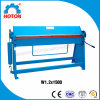 Hand Brake Machine(Manual Plate Bending Machine W1.2X1500 W1.5X1500 W1.2X2000)