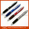 Popular Promotional Contour Stylus Ball Pen with Al Barrel (VIP008)