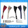 CNC Triangle Rear Mirror Universal for Motorcycle
