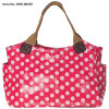 Shopping Tote Bag with PVC Coating Fabric (HHB-005)