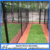 Black Welded Wire Dog Kennel Panel Gates Dog Boarding Suites