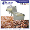 CE Standard New Condition Conveyor Microwave Drying Machine