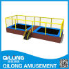 Double Combination Trampoline Bed Set (QL-N1143)