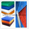 Waterproof Woven Fabric Tarpaulin, PE Tarpaulin Truck Cover