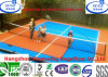 Non Slip Sports Flooring PP Anti UV for Basketball