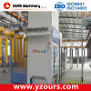 High-Efficiency Paint Spraying Line for Steel Profiles