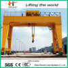 Hydraulic Workshop Double Girder Gantry Crane 5~16 Ton
